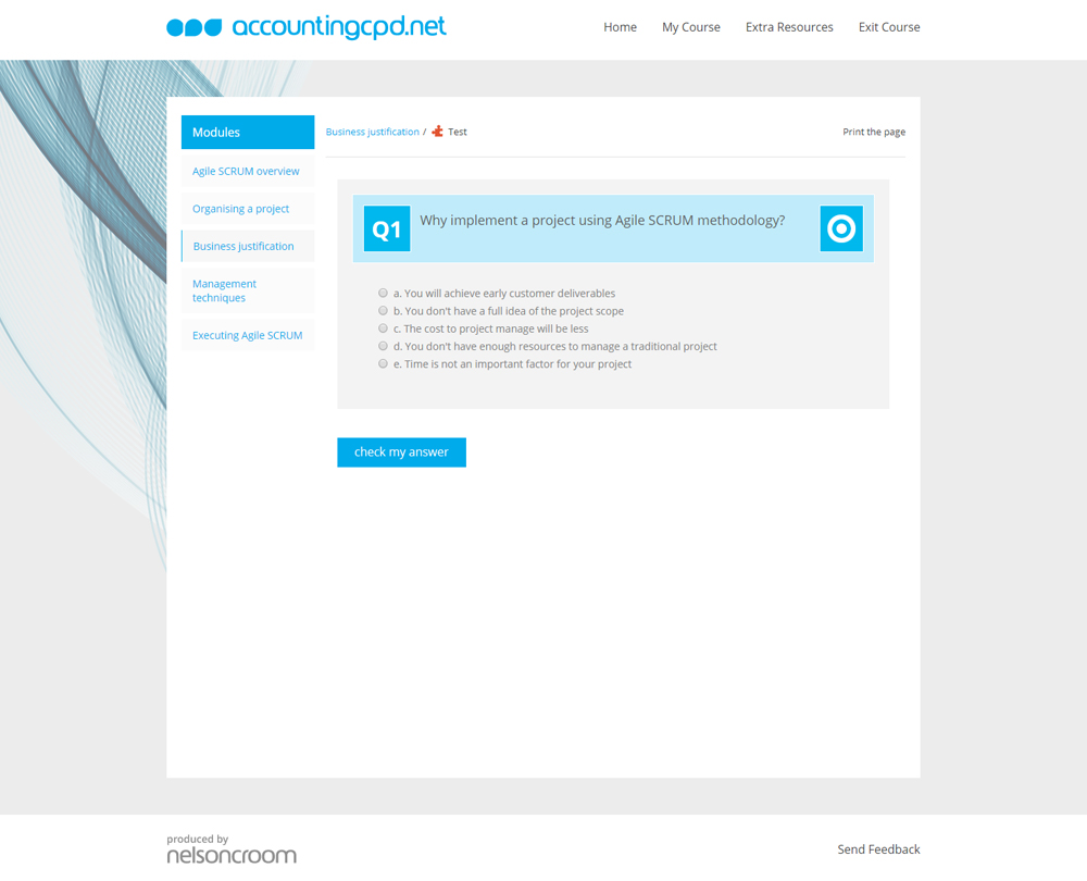 Accounting Cpd Courses